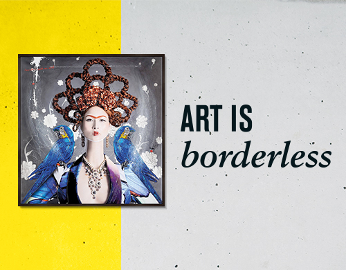 Art is borderless