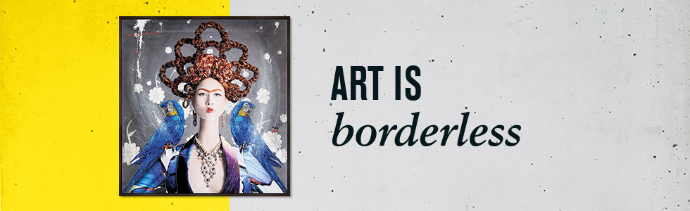 Art is borderless