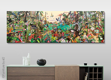 captivating nature wall art