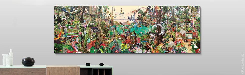Sanda Anderlon: Jungle