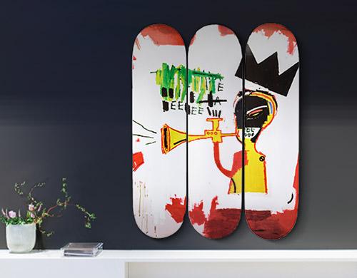 Trumpet von Jean-Michel Basquiat