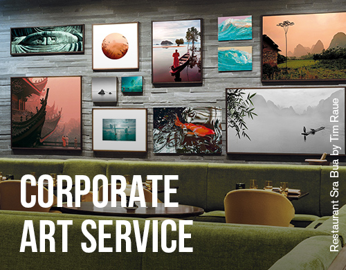 LUMAS Corporate Art Service
