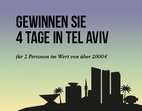 Tel Aviv Gewinnspiel