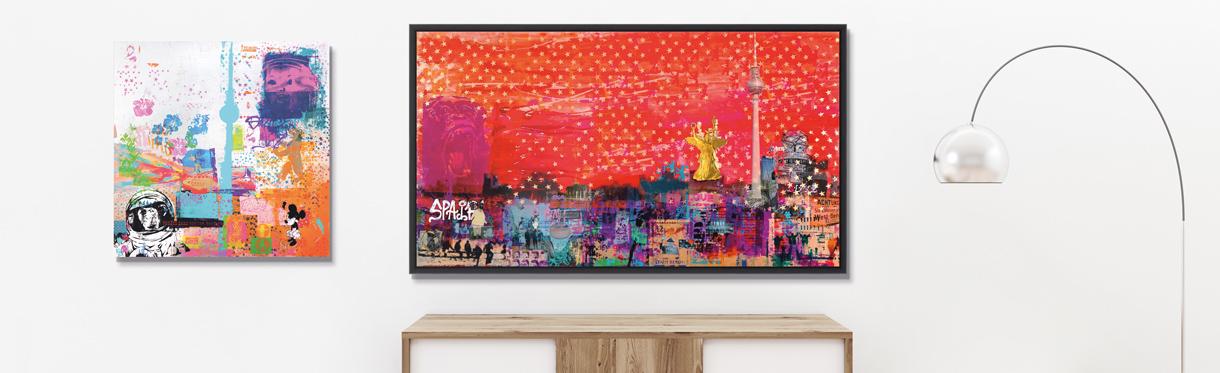 Berlin Universe & Berlin Love by Sandra Rauch