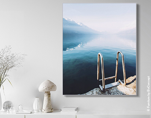 Nature Prints: Brienzersee by Rafael Graf