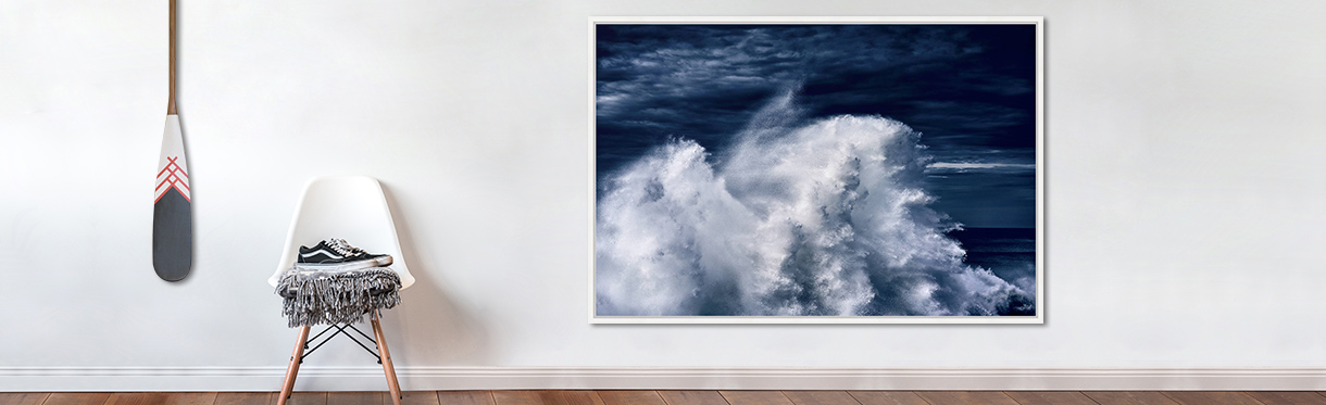 wave photography Intersections 44 by Alessandro Puccinelli