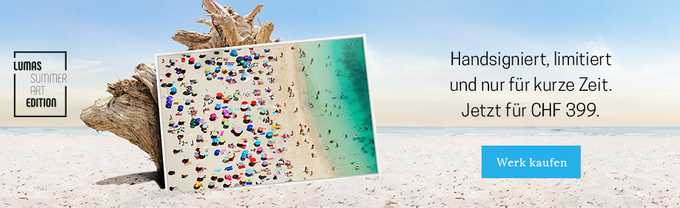 LUMAS Summer Art Edition