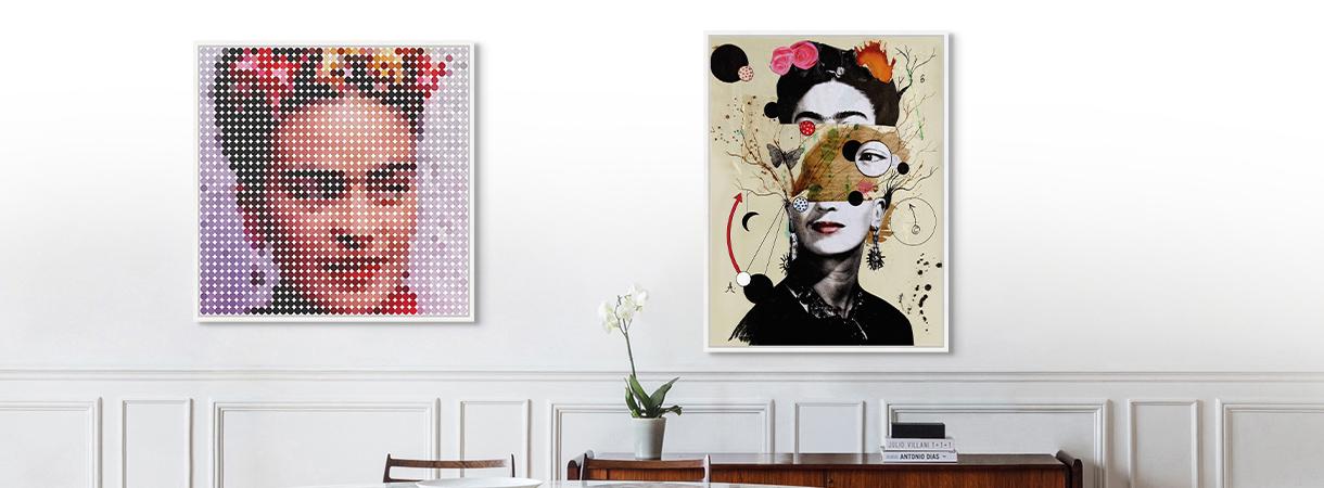 Frida Kahlo Bilder