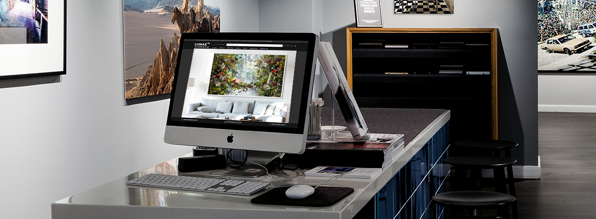 Visualiser Home Office