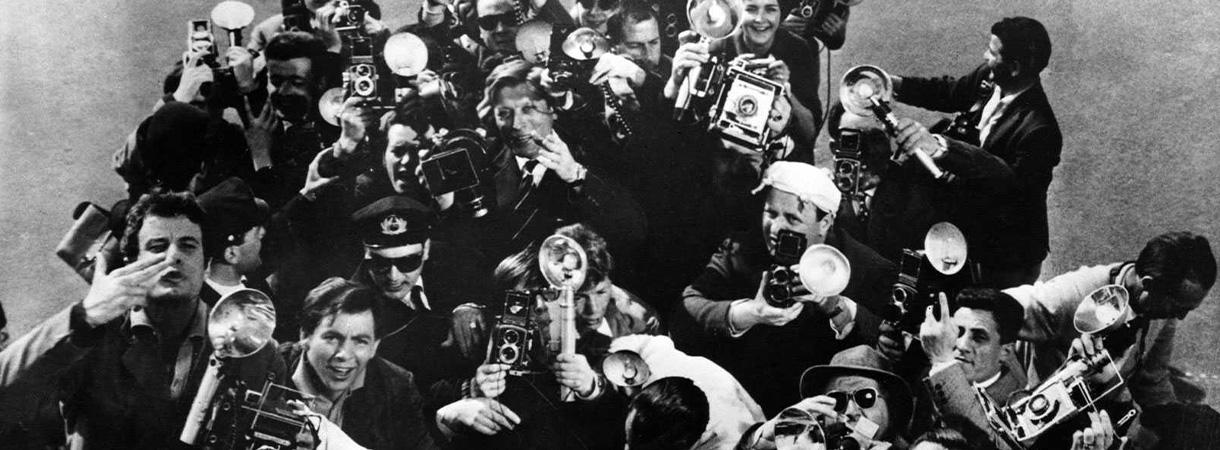 Federico Fellini: Paparazzi