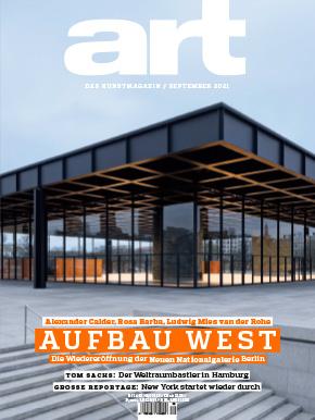 ART – Das Kunstmagazin