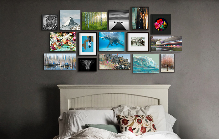 Art for your Bedroom Walls: open editions