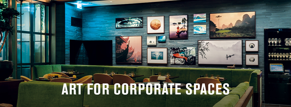 Art for Corporate Spaces