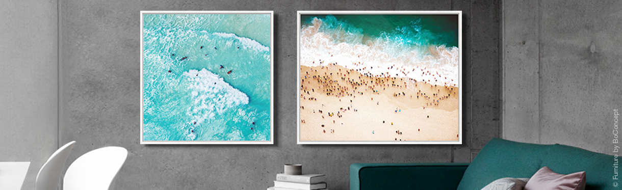 Beach Wall Art: Tommy Clarke