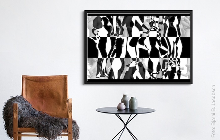 Artwork by Iannis Pledel