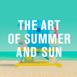 The Art of Summer and Sun