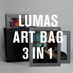 3 Minis. 50 € offerts. 1 Art Bag gratuit