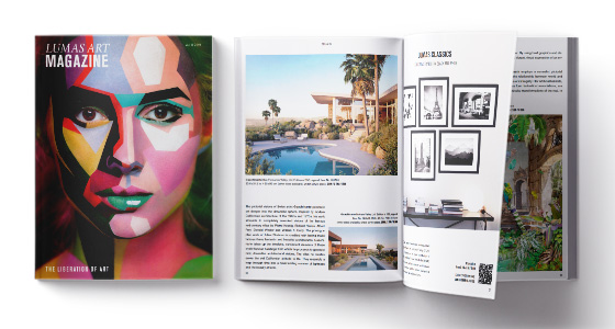 The New Lumas Art Magazine
