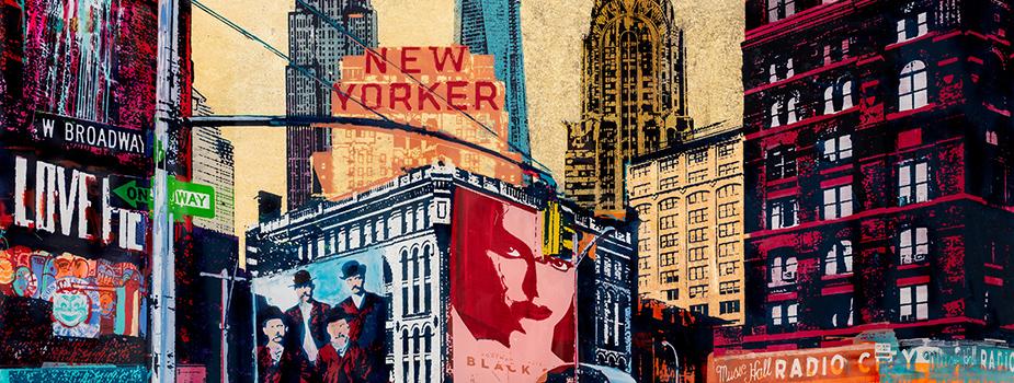 Sandra Rauch: New Yorker