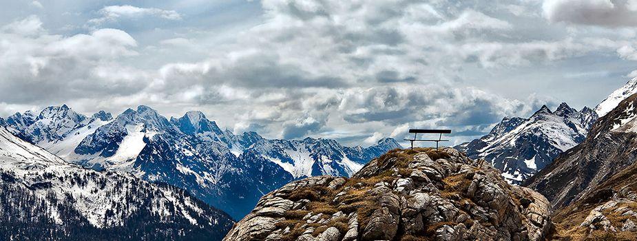 Claudio Gotsch: Bergwelt