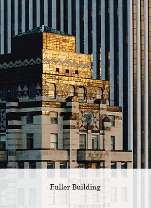 Fuller Building von Reinhart Wolf