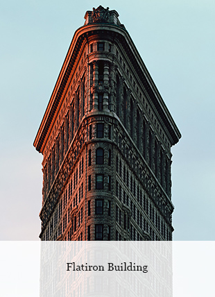 Flatiron Building von Reinhart Wolf