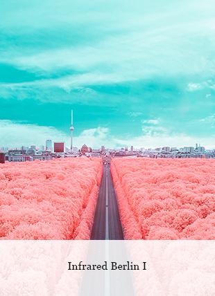 Infrared Berlin I von Paolo Pettigiani