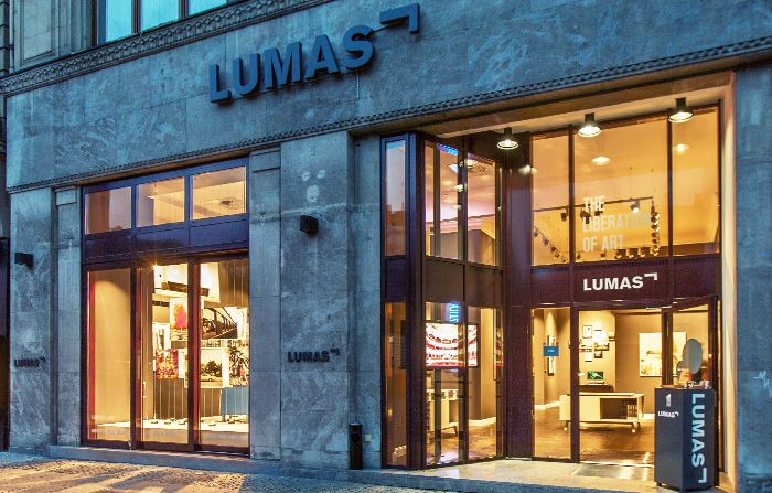 LUMAS Gallery Wiesbaden