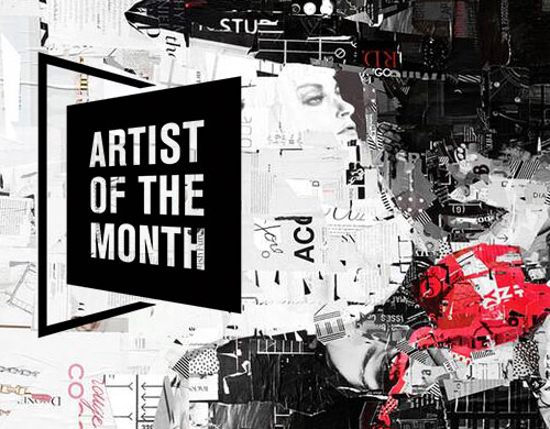 Artist of the Month: Derek Gores
