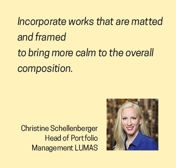 Expert Tip from Christine Schellenberger