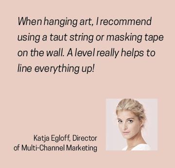 Expert Tip from Katja