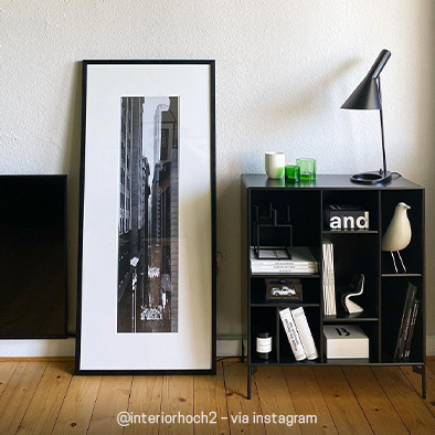 Berenice Abbott: Exchange Place, Manhattan