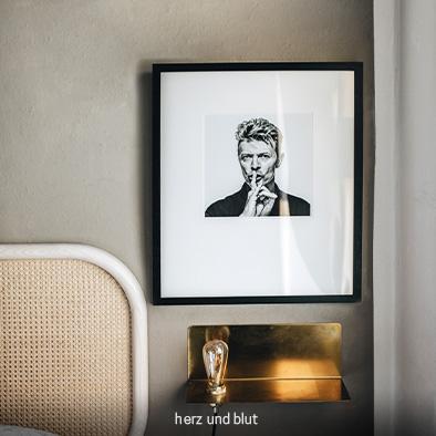 Gavin Evans: David Bowie OE2