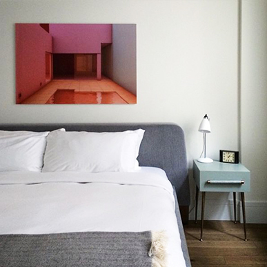 Bedroom Wall Art: Gero Gries: Zehn