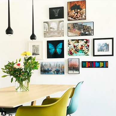 Small Kitchen Wall Art: Small Prints