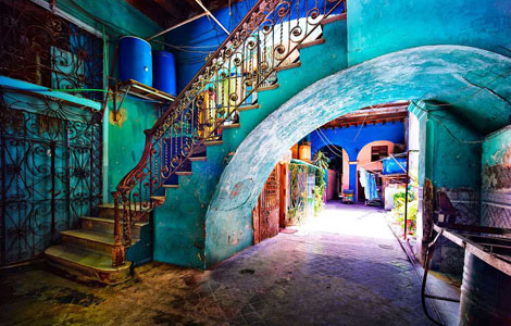 Werner Pawlok: Solar Habana y Amargua I