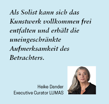 Heike Dander, Executive Curator
