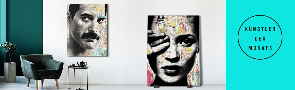 Künstler des Monats: André Monet
