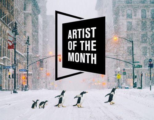 Artiste du mois : Robert Jahns
