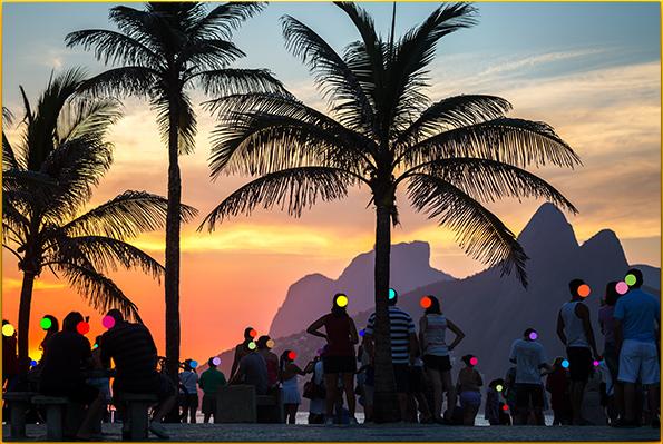 Rogério Reis: Arpoador Beach