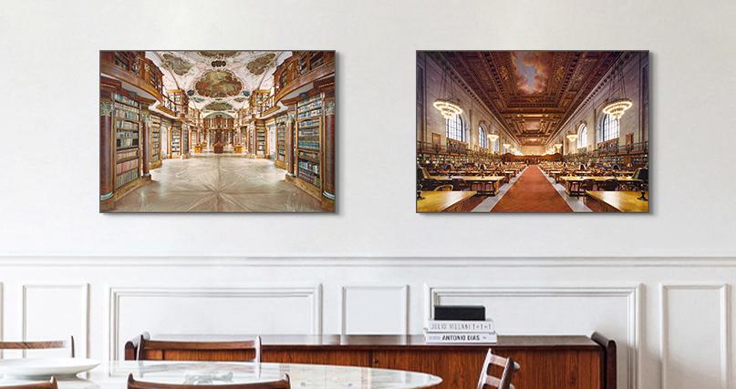 Rafael Neff: New York Public Library