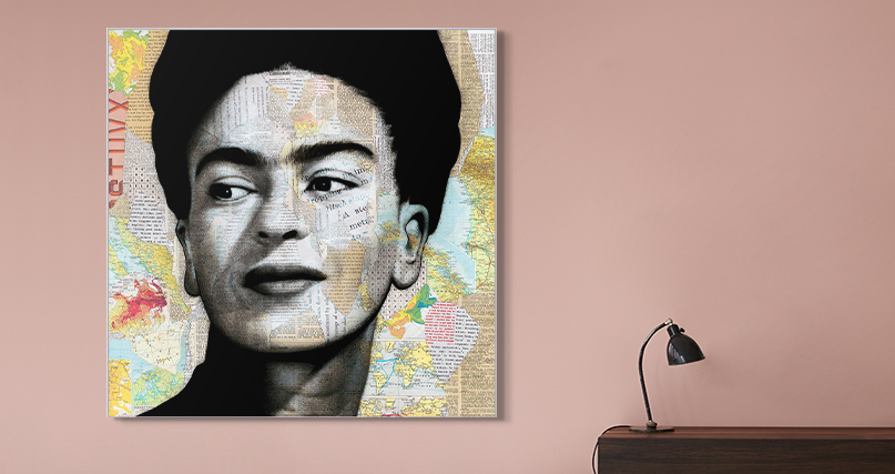 André Monet: Frida