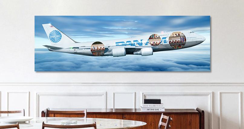 Alastair Pincaud: Pan Am