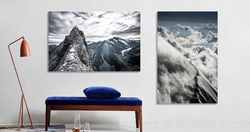 Mammut Collection: Eiger III, Mittellegigrat ,Berner Alpen, Schweiz / Thomas Senf