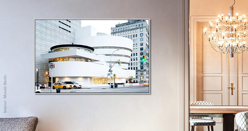 Horst & Daniel Zielske: Solomon R. Guggenheim Museum