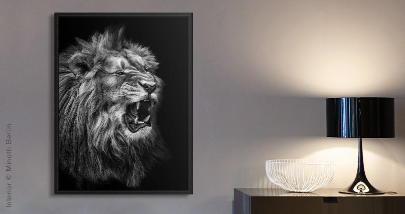 Mikhail Kirakosyan: Lion