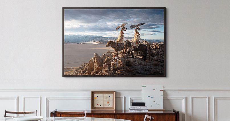 Daniel Kordan: Mongolia Eagle Hunters II