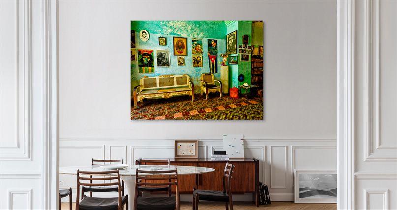 Werner Pawlok: Chinos House I