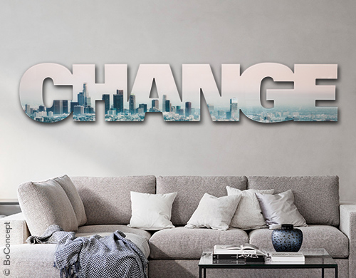 Change by Ursula Cyriax