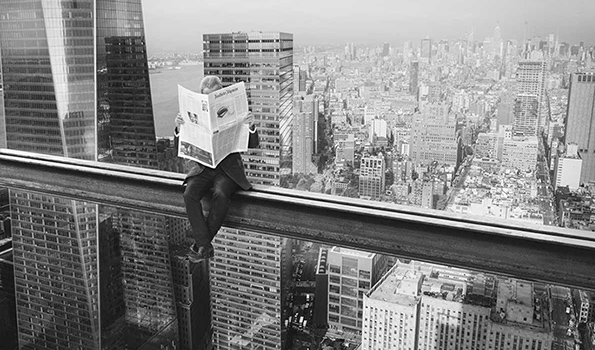 FAZ-Edition, Hans Starck: Daniel Libeskind